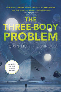 The Three-Body Problem by Cixin Liu - eBook, ePub, Mobi, PDF (Fast instant delivery)