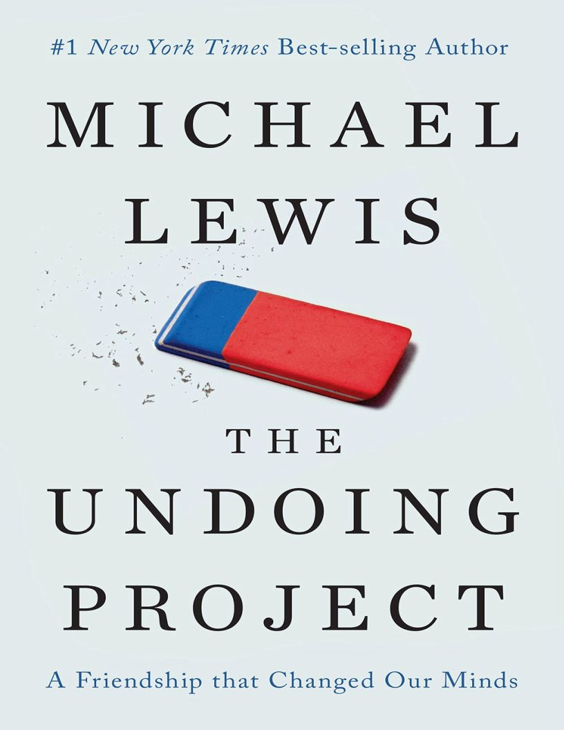The Undoing Project: A Friendship That Changed Our Minds by Michael Lewis - eBook, ePub, Mobi, PDF (Fast instant delivery)