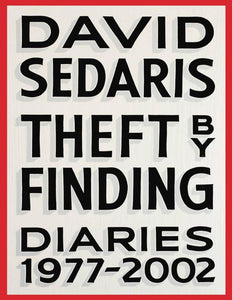 Theft by Finding: Diaries (1977-2002) by David Sedaris - eBook, ePub, Mobi, PDF (Fast instant delivery)