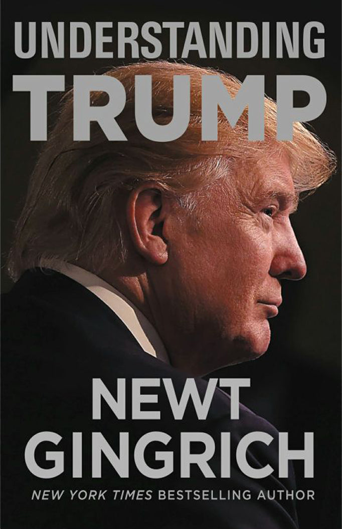 Understanding Trump: by Newt Gingrich - eBook, ePub, Mobi, PDF (Fast instant delivery)