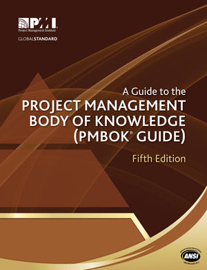 A Guide to the Project Management Body of Knowledge (PMBOK® Guide) 5th Edition - eBook, PDF (Fast instant delivery)
