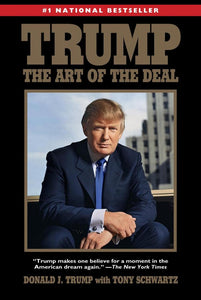 Trump: The Art Of The Deal - eBook, ePUB, Mobi, PDF (Fast instant delivery)