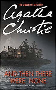 And Then There Were None: by Agatha Christie - eBook, ePUB, Mobi, PDF (Fast instant delivery)