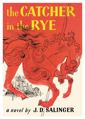 The Catcher in the Rye: by J. D. Salinger - eBook, ePUB, Mobi, PDF (Fast instant delivery)