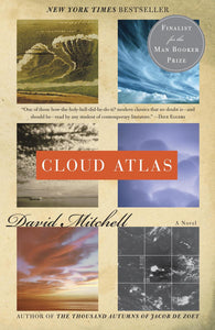 Cloud Atlas: A Novel by David Mitchell - eBook, ePub, Mobi, PDF (Fast instant delivery)