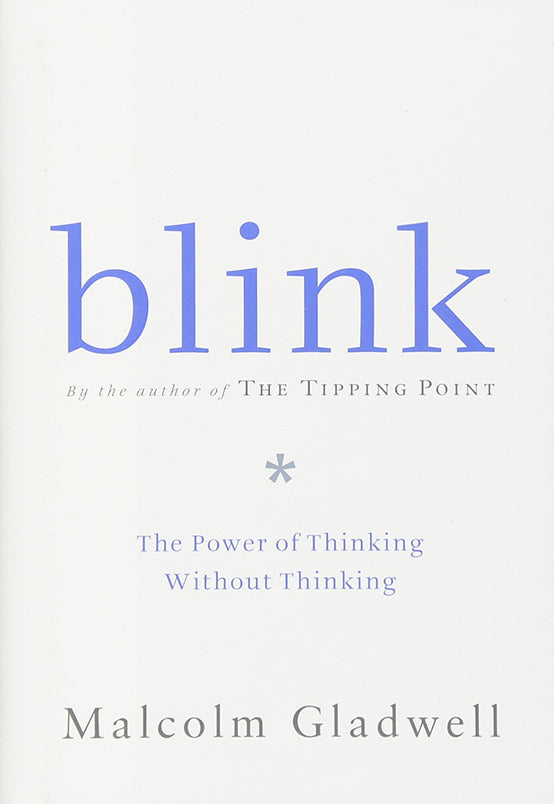 Blink: The Power of Thinking Without Thinking: by Malcolm Gladwell - eBook, ePUB, Mobi, PDF (Fast instant delivery)