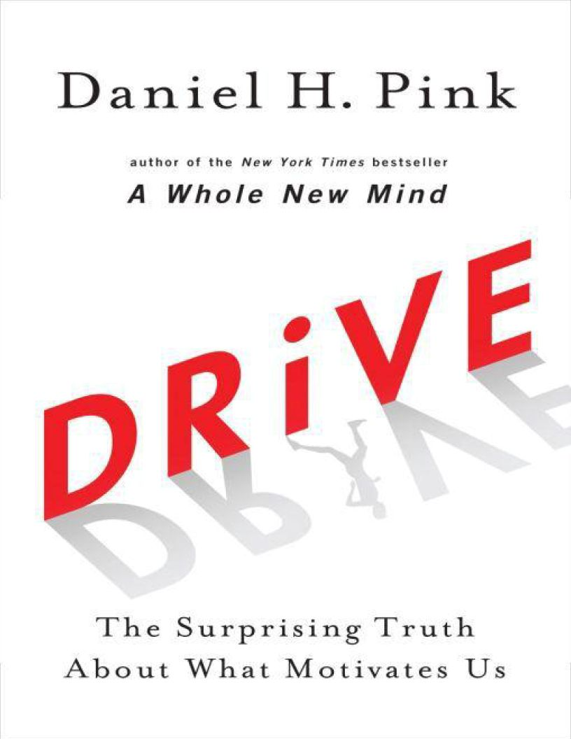 Drive: The Surprising Truth About What Motivates Us - eBook, ePUB, Mobi, PDF (Fast instant delivery)