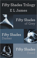 Fifty Shades Trilogy: (Fifty Shades of Grey, Fifty Shades Darker, Fifty Shades Freed) by E L James - eBook, ePUB, Mobi, PDF (Fast instant delivery)