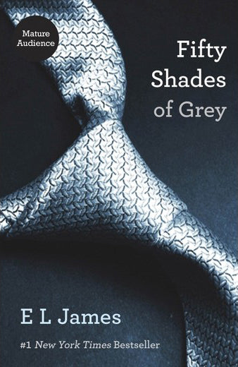 Fifty Shades of Grey: Book One of the Fifty Shades Trilogy by E L James - eBook, ePUB, Mobi, PDF (Fast instant delivery)