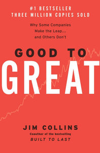 Good to Great: Why Some Companies Make the Leap and Others Don't - eBook, PDF (Fast instant delivery)