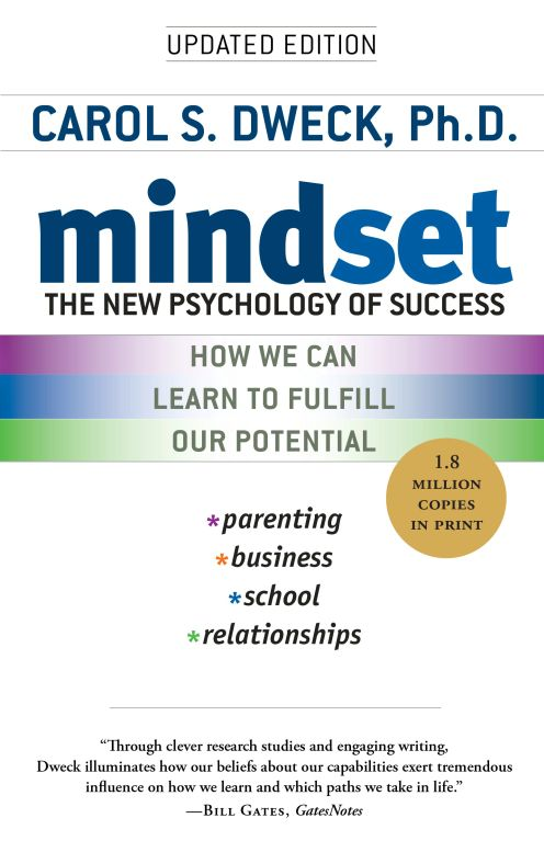 Mindset: The New Psychology of Success - eBook, ePUB, Mobi, PDF (Fast instant delivery)