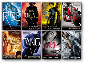 Maximum Ride: Boxed Set (Books 1-8) by James Patterson - eBook, (Phone, Tablet, Computer) Fast Instant delivery