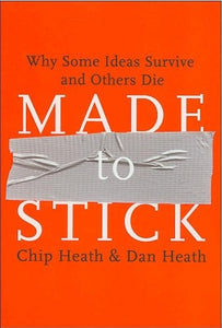 Made to Stick: Why Some Ideas Survive and Others Die - eBook, ePUB, Mobi, PDF (Fast instant delivery)