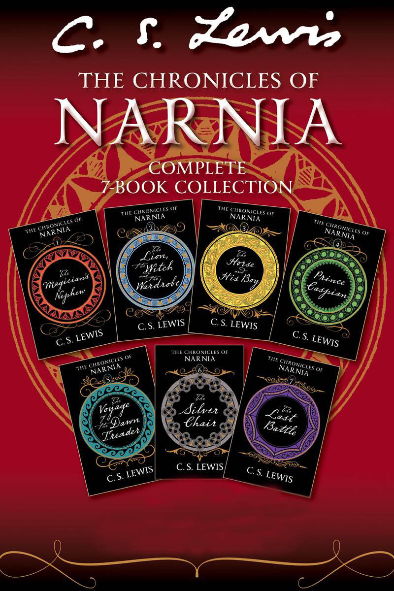 The Chronicles of Narnia: (Complete 7-Book Collection) by C.S. Lewis - eBook, ePub, Mobi, PDF (Fast instant delivery)