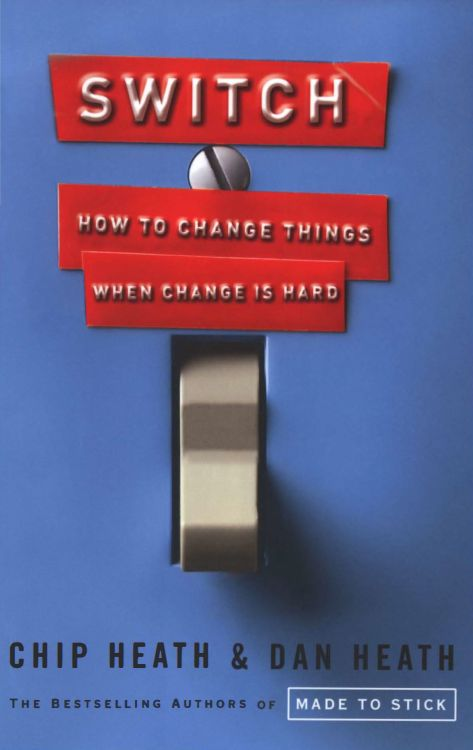 Switch: How To Change Things When Change Is Hard - eBook, ePUB, Mobi, PDF (Fast instant delivery)