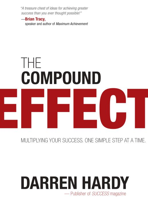 The Compound Effect by Darren Hardy  - eBook, PDF (Fast instant delivery)