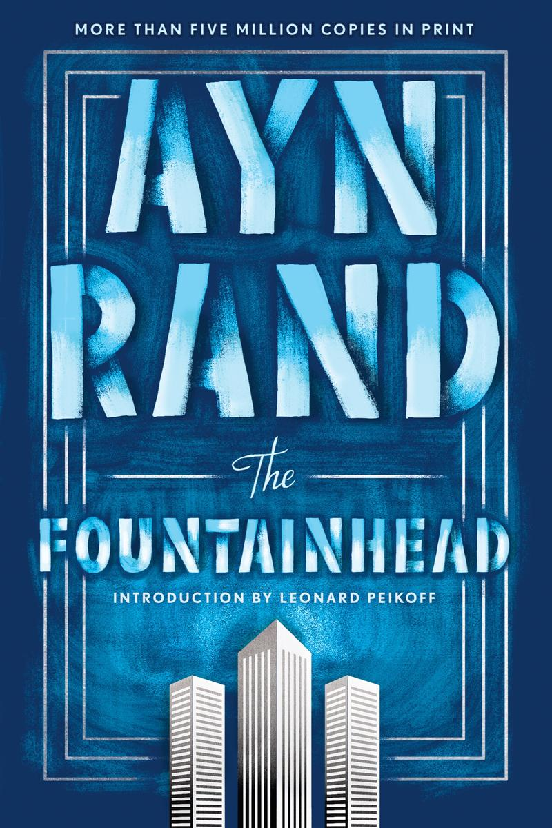 The Fountainhead by Ayn Rand - eBook, ePUB, Mobi, PDF (Fast instant delivery)