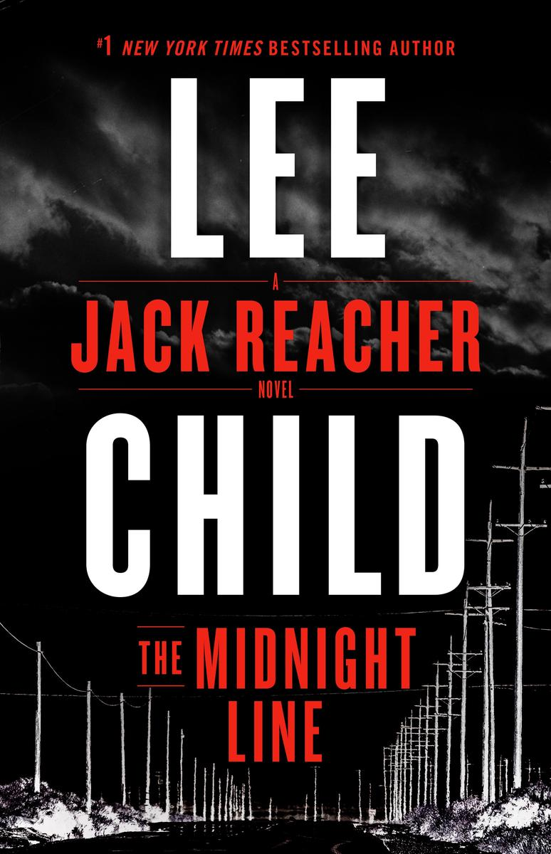 The Midnight Line: A Jack Reacher Novel by Lee Child - eBook, ePub, Mobi, PDF (Fast instant delivery)