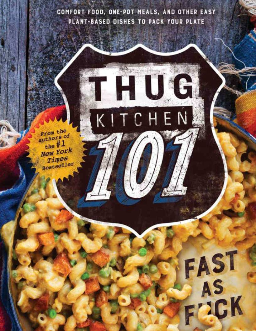 Thug Kitchen 101: Fast as F*ck - eBook, ePUB, Mobi, PDF (Fast instant delivery)