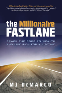 The Millionaire Fastlane: Crack the Code to Wealth and Live Rich for a Lifetime - eBook, ePUB, Mobi, PDF (Fast instant delivery)