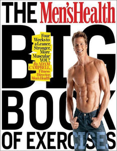 The Men's Health Big Book of Exercises: Four Weeks to a Leaner, Stronger, More Muscular You! - eBook, (Phone, Tablet, Computer) Fast Instant delivery