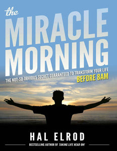 The Miracle Morning: The Not-So-Obvious Secret Guaranteed to Transform Your Life (Before 8AM) - eBook, ePUB, Mobi, PDF (Fast instant delivery)
