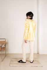 Raglan Top Lemon