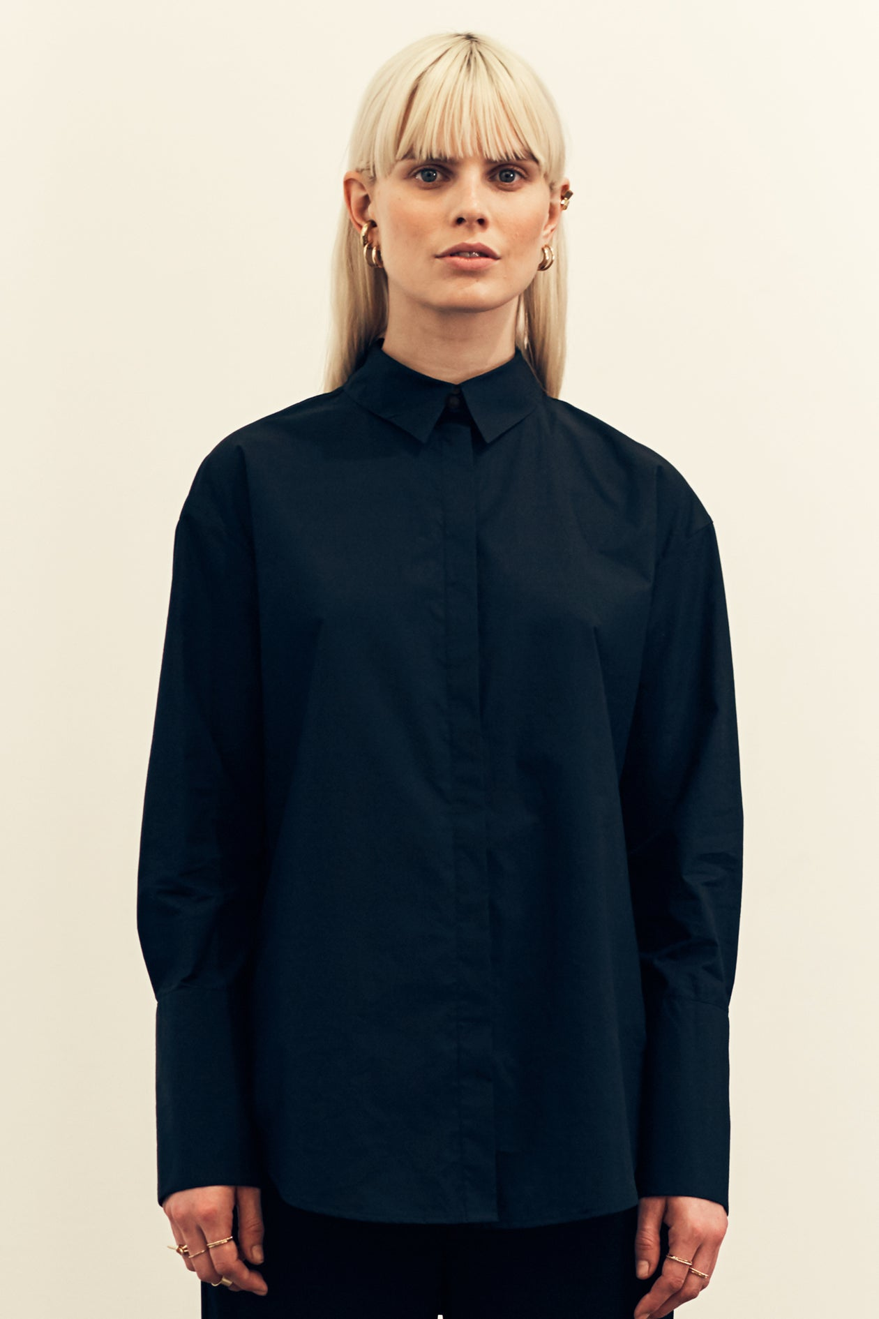 Kate Shirt Black