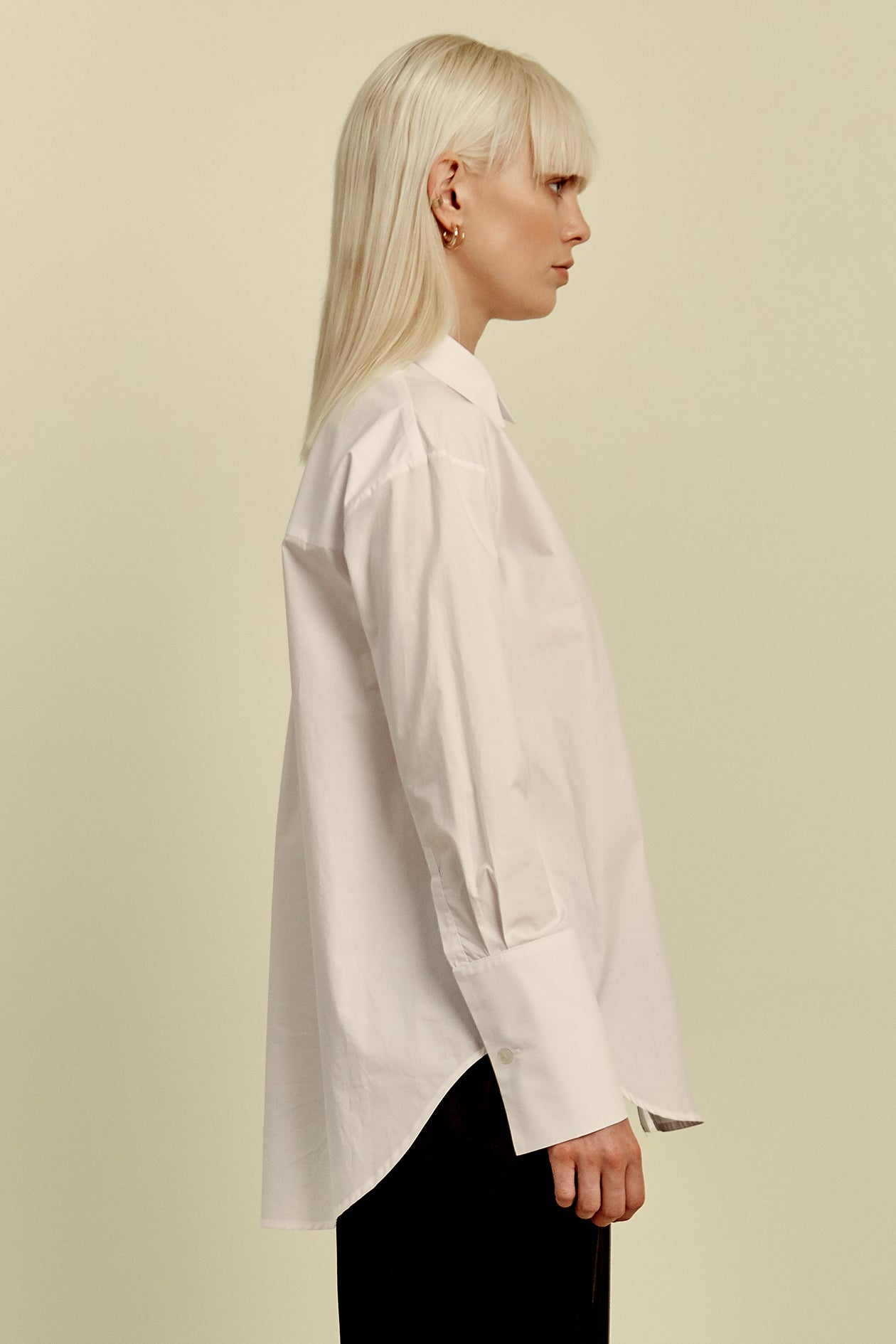 Kate Shirt White