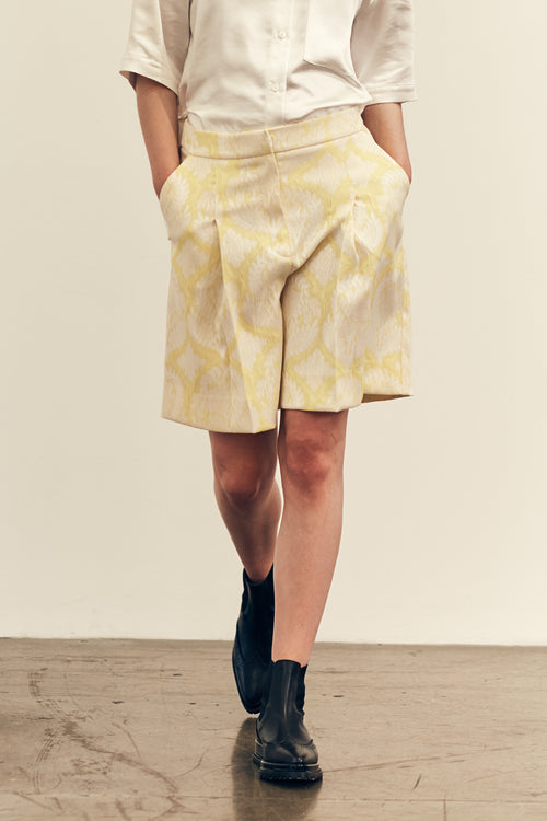 Soft Shorts Lemon