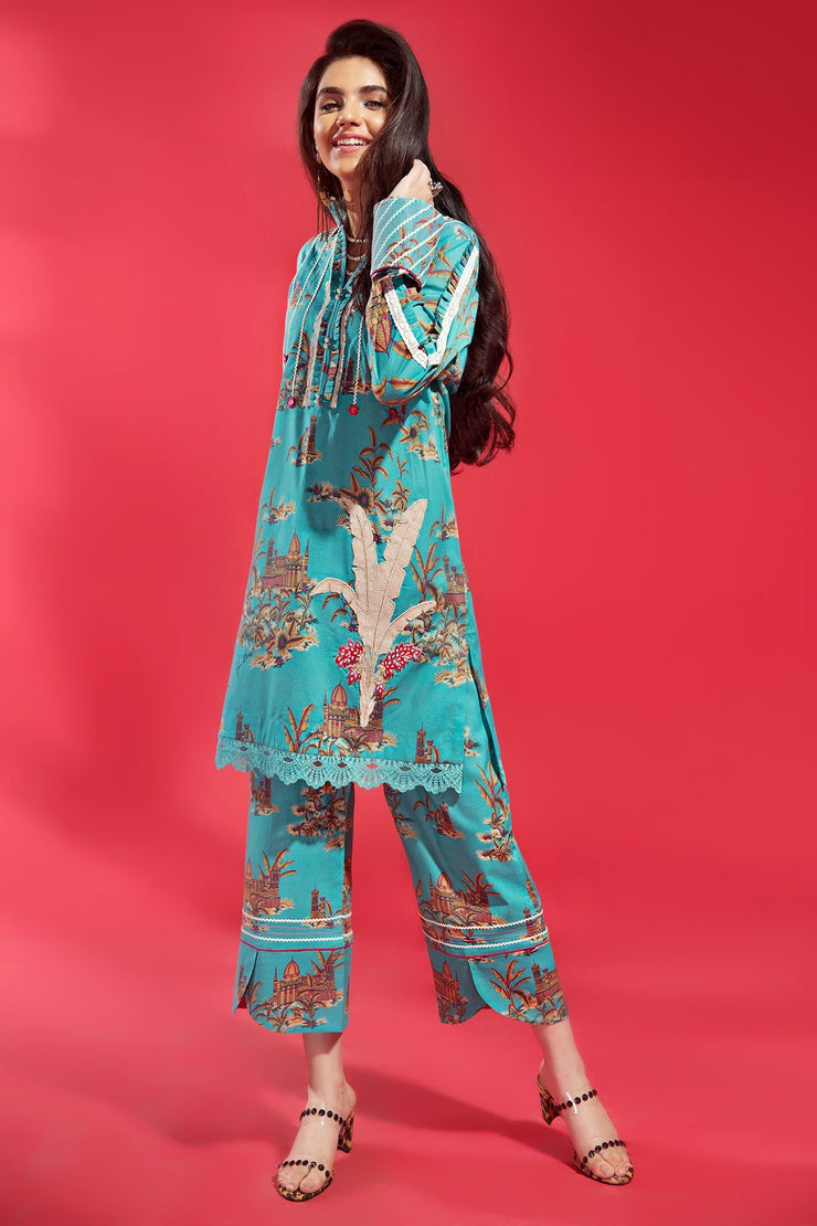 RTW-HS-1984- Bloom- Ready to Wear by Ammara Khan