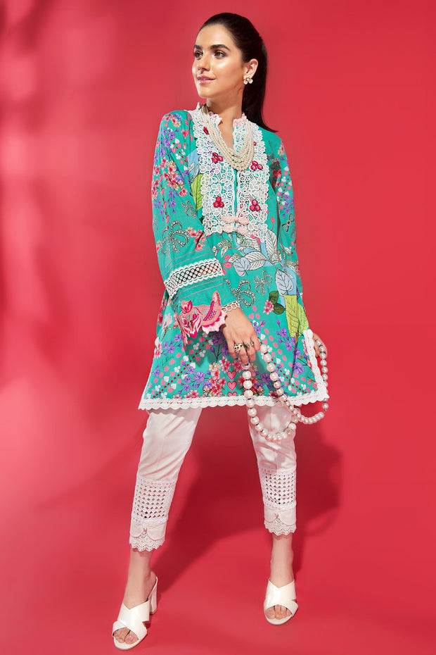 RTW-HS-1983 - Bloom- Ready to Wear by Ammara Khan