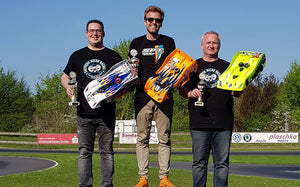 Merlin Depta Wins At North German 1/8 On-Road Regionals