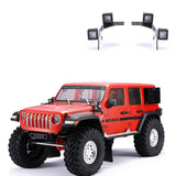 DJ AXIAL SCX10 III JEEP Wrangler TRX4 TRX6 headlights off-road vehicle modified square spotlight E