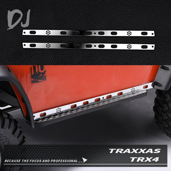DJ TRAXXAS TRX4 Full Metal Car Body Scratch Resistant#DJC-0429