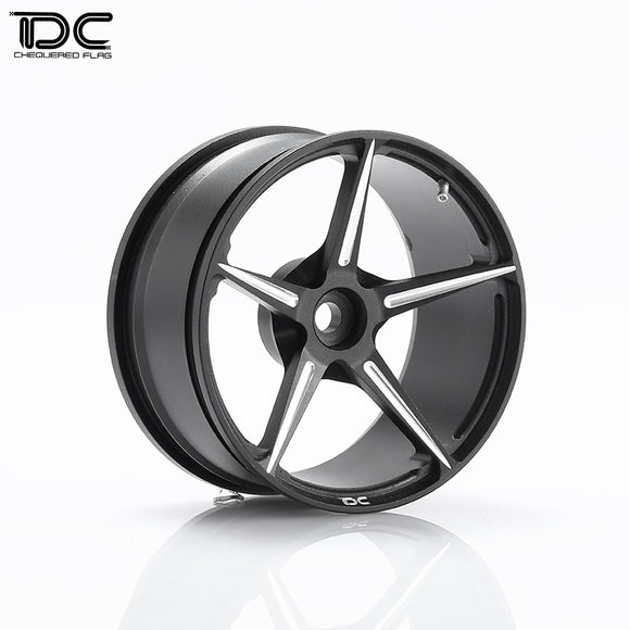 DC model 1 to 10 remote drift car universal 458 super aluminum alloy wheels +6 +9 DC-50439