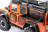 DJ TOOLS CASE TRAXXAS CAMPING TABLE TRX4 OPENABLE D90 LAND ROVER DEFENDER D110 OUTSIDE DJC-0619