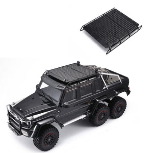 DJ TRX-6 TRX4 Mercedes-Benz G63 Large G 6x6 Mercedes-Benz Metal Luggage Rack with Non-Slip Pattern TRX6 DJ-0746