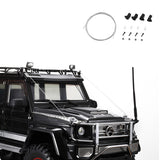 DJ TRX-4 TRX-6 Mercedes-Benz 4X4 6X6 G63 G500 head through steel cable steel wire covered steel cable DJ-0755