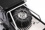 DC simulation climbing car decoration 1:10 2.2 inch 1.9 inch snow tire snow chain DC-50181/2