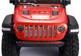 DJ AXIAL SCX10 III JEEP Wrangler Central Grid Light Modified Central Grid Decoration Smog Daytime Running Light
