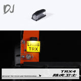 DC-DJ RC 1:10 Scale Simulated Rear License Pate Light For Traxxas TRX-4 Defender 90046 Wrangler KM2 DJI-1023 (1PC)