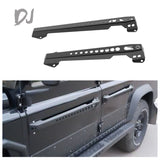 DJC-0366 traxxas trx4 Wide Door Handle Protector Land Rover Defender 110/90/130 10 hole style