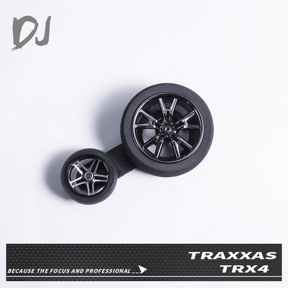 DC-DJ RC 1:10 REMOTE CONTROL AUXILIARY SMAILL STEERING WHEEL FOR TRAXXAS REMOTE CONTROL DJC-0468 (1KIT)