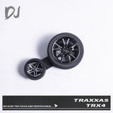 DC-DJ RC 1:10 REMOTE CONTROL AUXILIARY SMAILL STEERING WHEEL FOR TRAXXAS REMOTE CONTROL (1KIT)