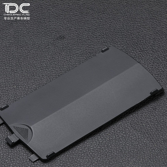DC RC Sanwa Transmitter Battery Tray Cover For MT4/MT4S/M12/M12S DC-50715