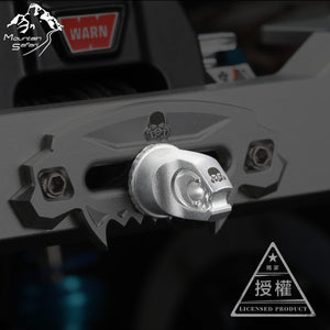 MS-6016 MS 1:10 RC TOPFIRE HOPO Flatlink For TOPFIRE/MS Front Bumper