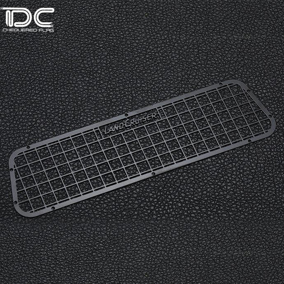 DC 1:10 For RC Crawler LC70 Stainless Steel Windows Guard mesh DC-90428 (1pcs) - teamdc.net