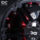 DC 1:10 RC 2.2inch CNC machined beadlock Crawler aluminum Wheel (T-01 Version)  DC-50400 (2pcs)