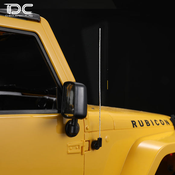 DC 1:10 RC Modified Simulation Car antenna For DE Wrangler/Standard Crawler Car Shell DC-90409 (1PCS)